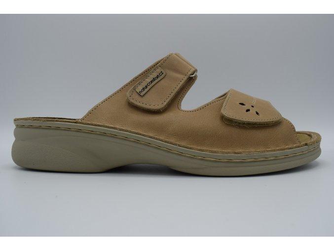 Dámský pantofel JOK 101514 béžová