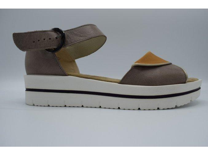 Dámský sandál MILA AL/9J88-3