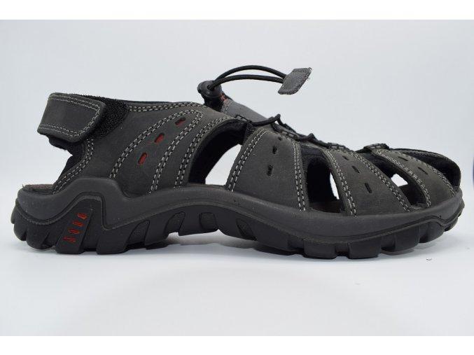 Pánský sandál IC/503860 GRIGIO