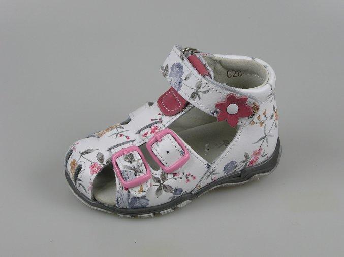 Dětský sandál S 3040 folklor