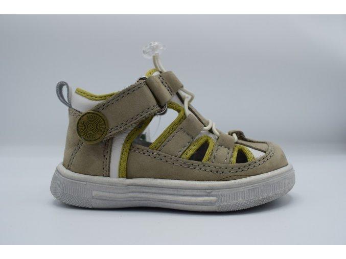 Dětský sandál Alan khaki