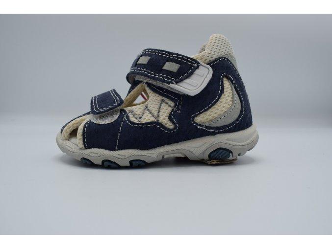 Dětský sandál N910/101 modrá