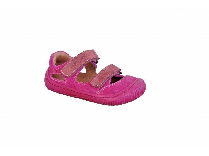 Dětský sandál Berg pink