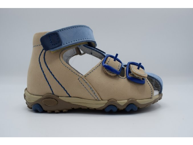 Dětský sandál S 3040 béžová