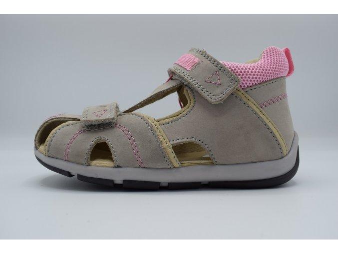 Dětský sandál SK/333 grey