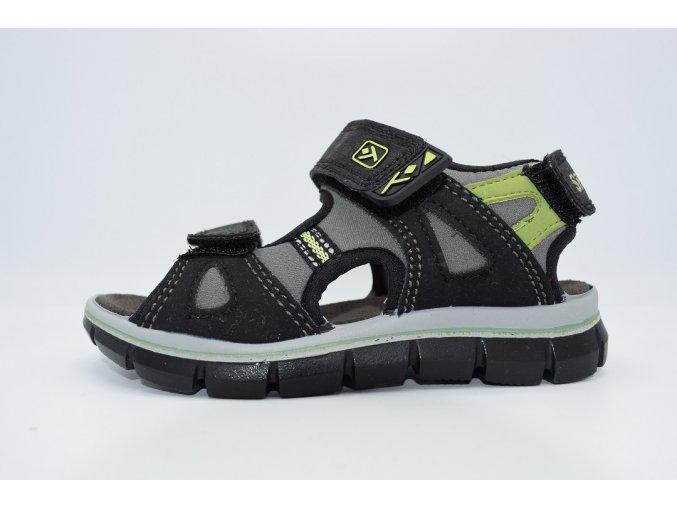 Dětský sandál IC/532611 nero