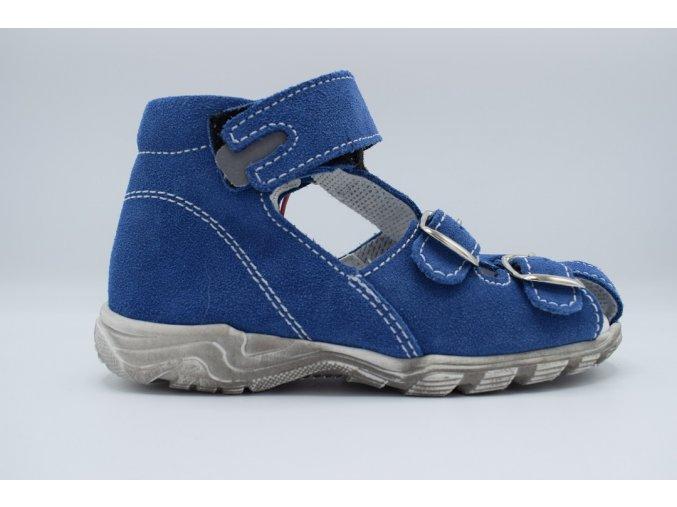 Dětský sandál T113S limoges-šedá