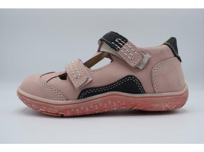Dětský sandál EX4490 růžová
