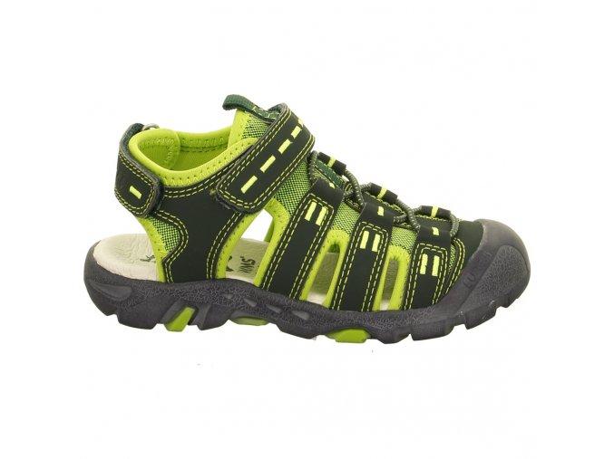Dětský sandál Vento jungle
