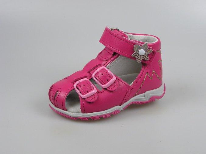 Dětský sandál S 3040 fuchsie
