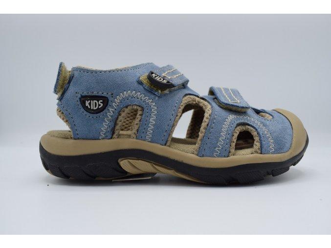 Dětský sandál kids modrá