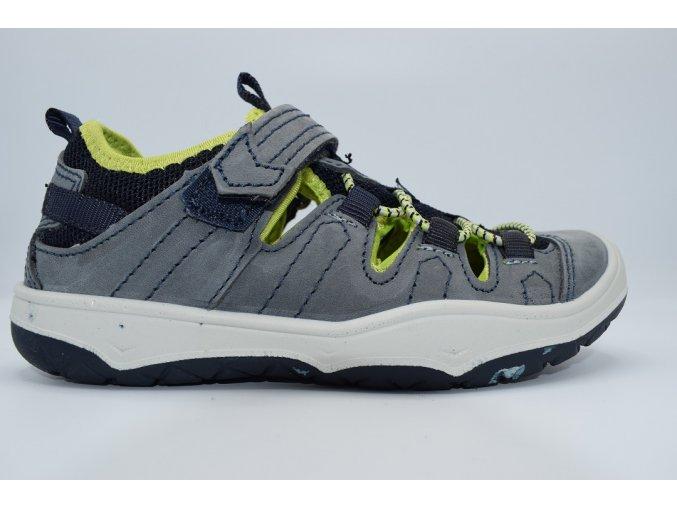 Dětský sportovní sandál OR/22906 blu
