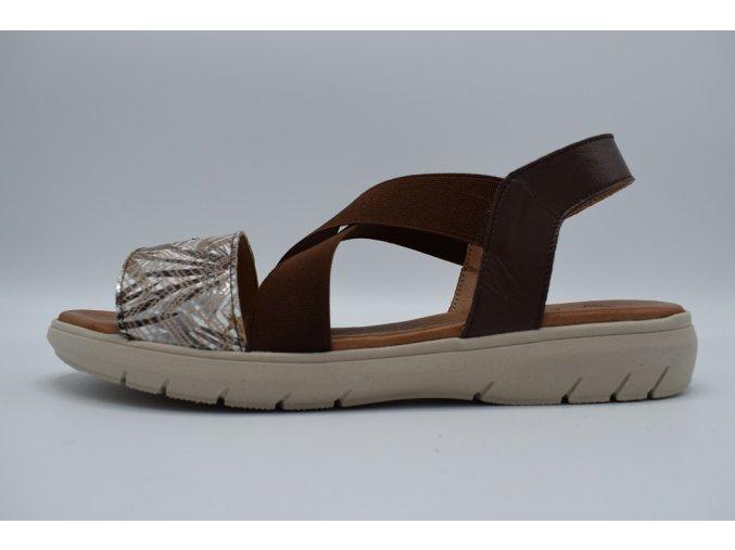 Dámský sandál SW 1010 NUEZ