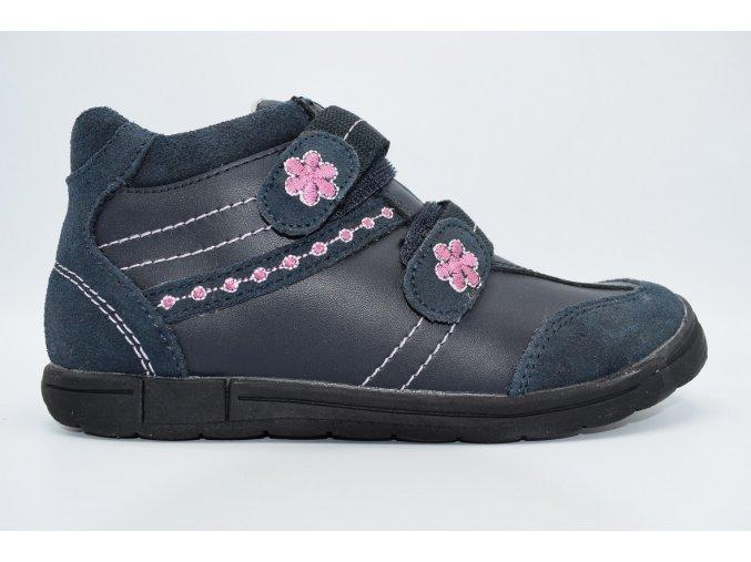 Dětská kotníková obuv Debra navy