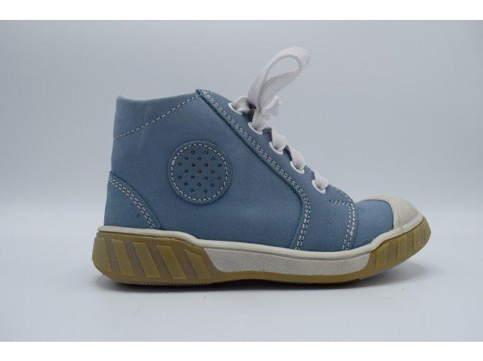 Dětská kotníková obuv M 1303 Modrá