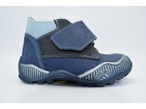 Dětská kotníková obuv E 1002 tinte