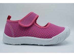Dětská obuv G35622 Fuxia