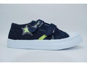 Dětská obuv G35017 navy