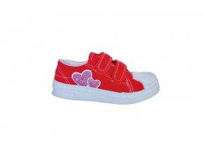Dětská obuv G37164 fuxia