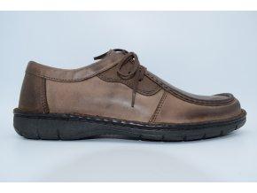Pánská vycházková obuv WA-928/crazy