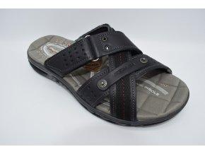 Pánský pantofel PE/31601-13 DENIM