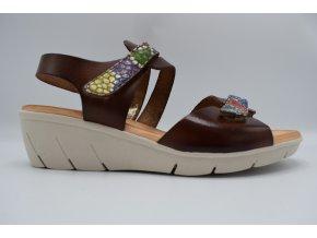 Dámský sandál SW 7021 nuez