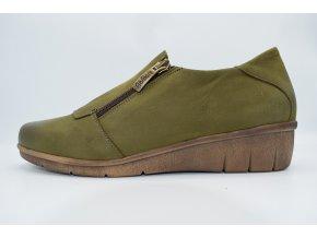 Dámská vycházková obuv SH 6575 KAKI