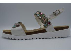 Dámský sandál DOCE SB1581-70 multicolor