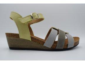 Dámský sandál Tamara zelená