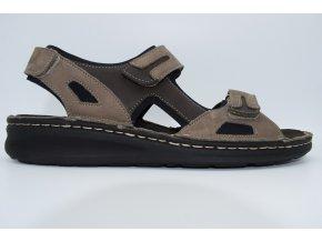 Pánský sandál FI/366028-15 SCHLAMM