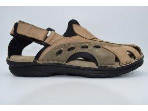 Pánský sandál RY/9522 TORTORA
