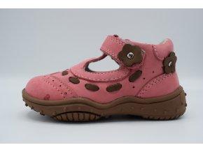 Dětská balerína Ulma růžové