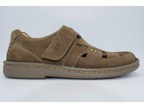Pánský sandál 033-4661 Bisont