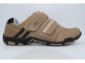 Pánská vycházková obuv WE/74908 hnědá