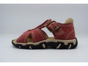 Dětský sandál 7034 chianti