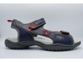 Dětský sandál P/7S6925 modrá