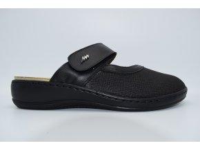 Dámský pantofel MI 4720-1003 NERO