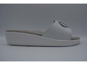 Dámský pantofel SI/03D bianco