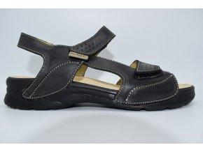 Dámský sandál Věra černá