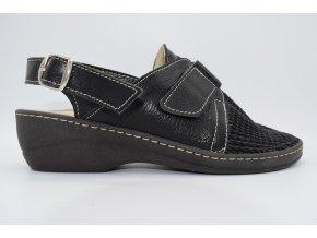 Dámský sandál WS/H-40 nero