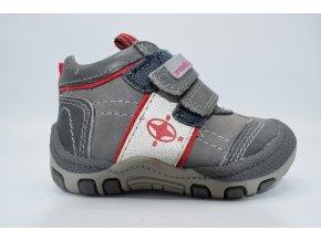 Dětská kotníková obuv Bak grey
