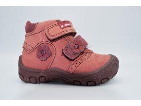 Dětská kotníková obuv Darla Burgundy