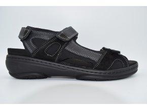Dámský sandál FI 445007 Black