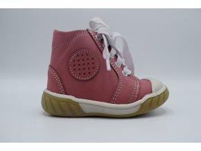 Dětská kotníková obuv M 1303 Rose