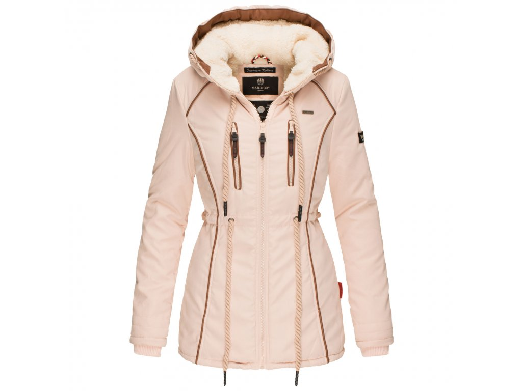 Dámska zimná bunda Maiglockchen Marikoo - ROSE