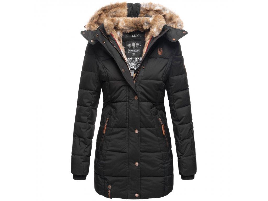 Dámska zimná bunda Lieblings Jacke Premium Marikoo - BLACK
