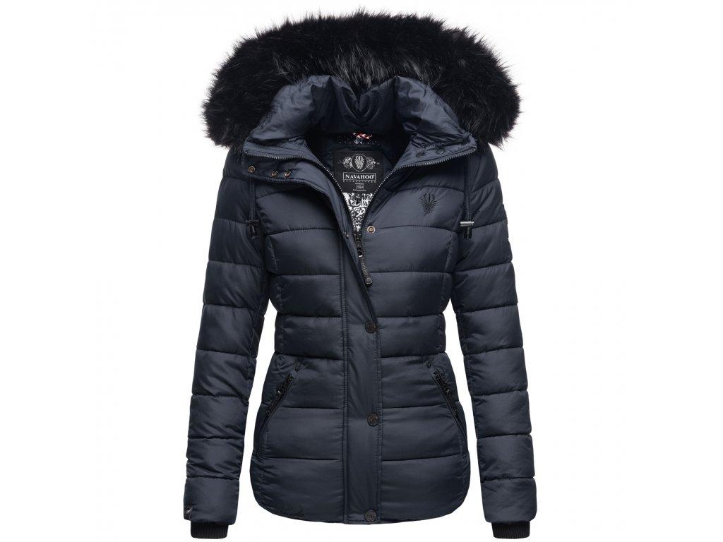 Dámska zimná bunda Zuckerbiene Navahoo - NAVY