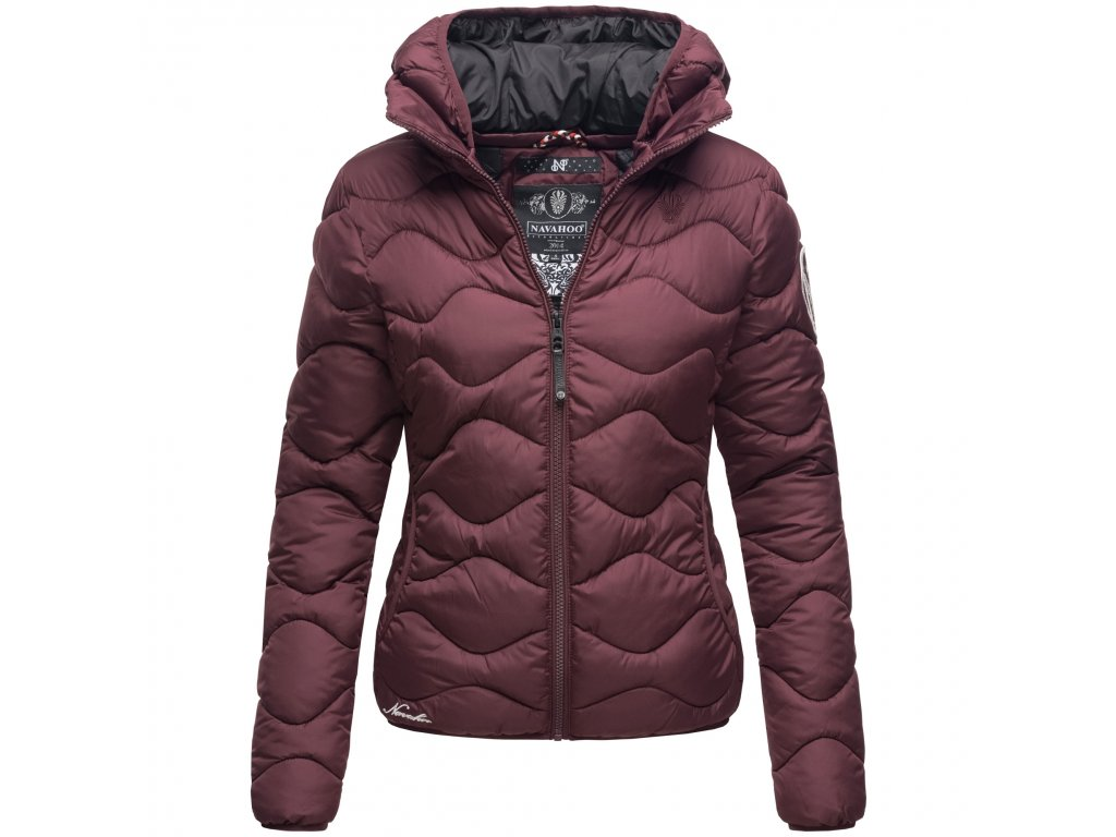 Dámska zimná bunda KeyColor Navahoo - WINE