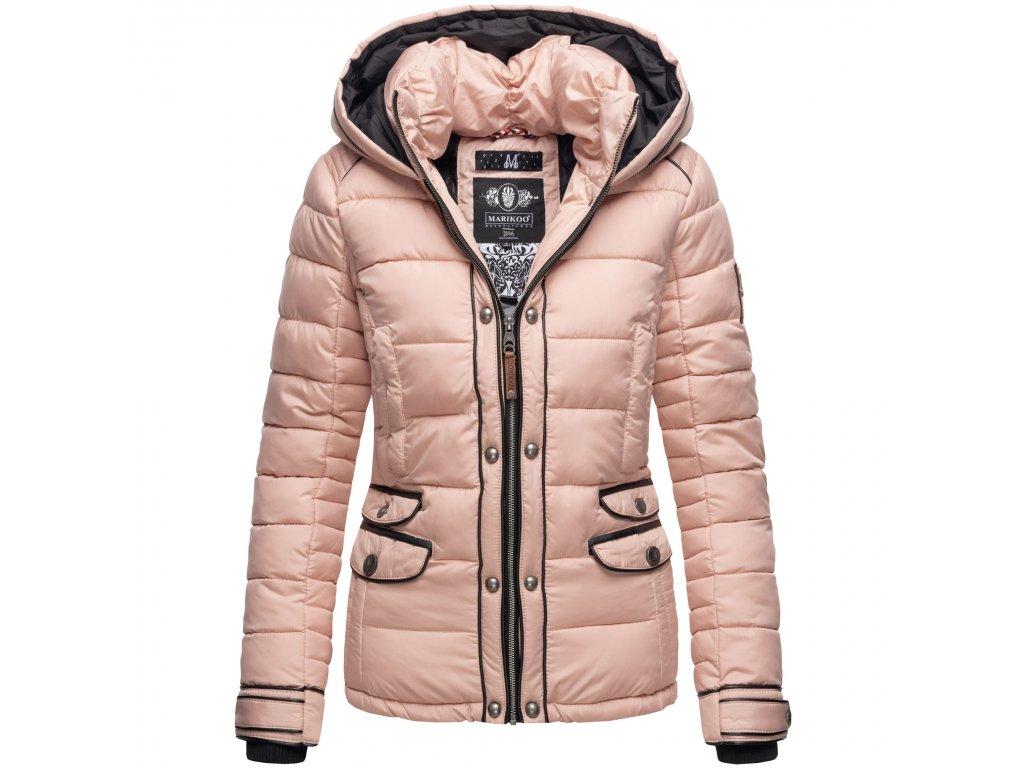 Dámska zimná bunda Hasimausi Marikoo - ROSE