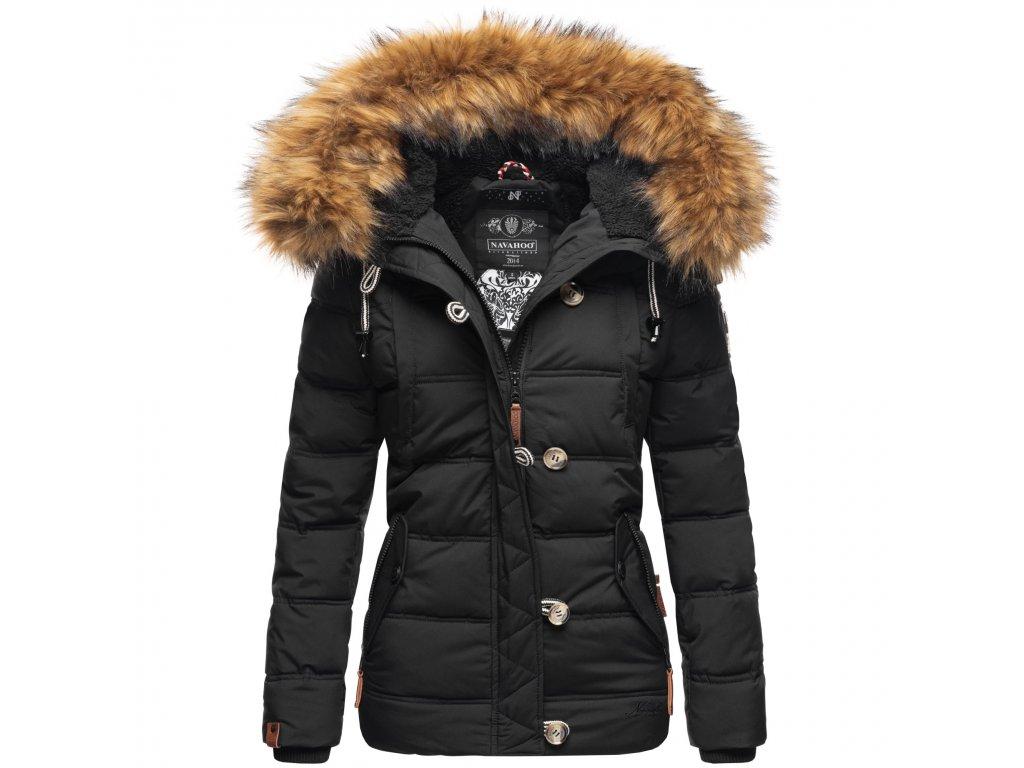 Dámska zimná bunda Zoja Navahoo - BLACK